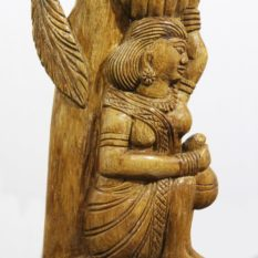 Bastar Wooden Bajar Art - GiTAGGED 2
