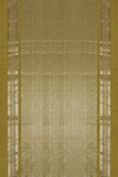 Managagiri Green Pure Cotton Sari (2)