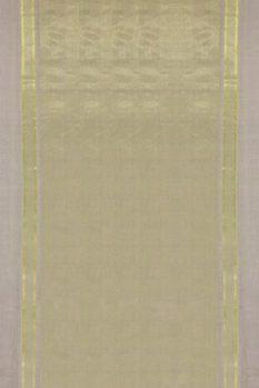 Mangalagiri Purple Pure Cotton Saree (2)