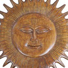 Small-Sun Bastar Wooden Craft 2