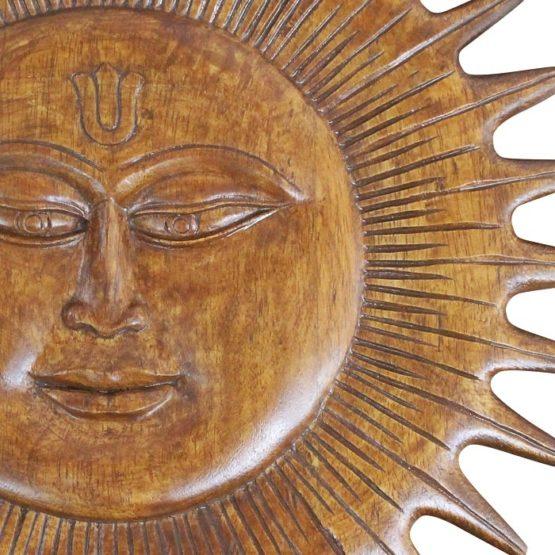 Small-Sun Bastar Wooden Craft 3