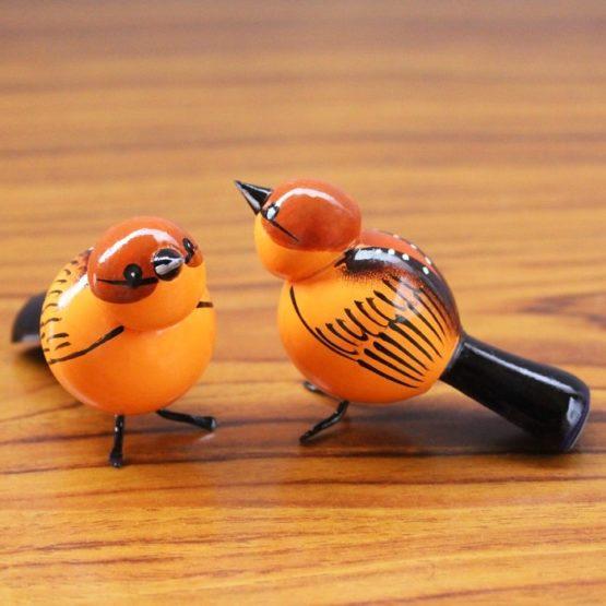 Brown Sparrow Showpiece (3)