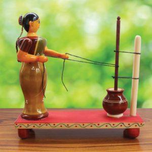 Etikoppaka Ghee Making Toy (2)