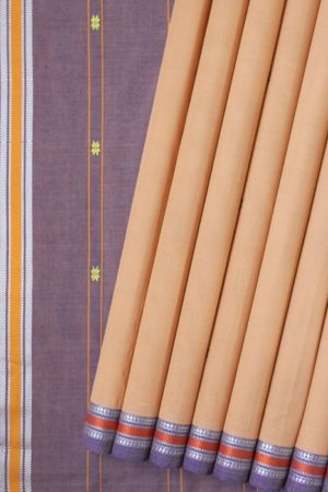 Udupi Pure Cotton Saree - GiTAGGED 1