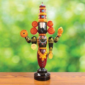 Venkateswara Wooden Craft (1)