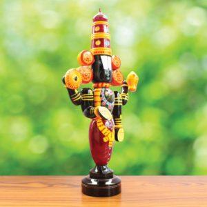 Venkateswara Wooden Craft (2)