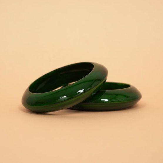 Channapatna Green Bangle - GiTAGGED (1)