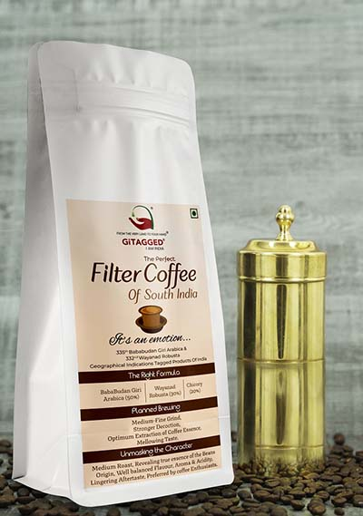 South India Filter Coffee