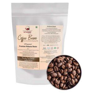 Wayanad Robusta Roasted Coffee Beans
