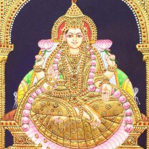 Chamundeshwari Mysore Painting