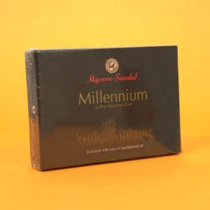 Mysore Sandal Soap Millennium Edition