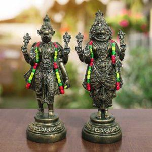 Thirukannur Papier Mache Dashavatara GiTAGGED