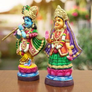 Thirukannur Papier Mache Madura Krishna