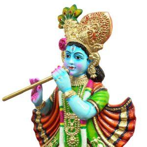 Thirukannur Papier Mache Madura Krishna GiTAGGED
